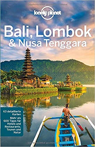 Lonely Planet Reiseführer Bali, Lombok & Nusa Tenggara, 2019