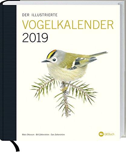 Der illustrierte Vogelkalender 2019, 2018