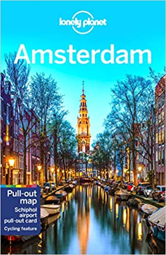 Lonely Planet Amsterdam (City Guide), 2020