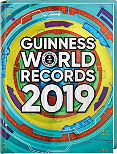 Guinness World Records 2019, 2018