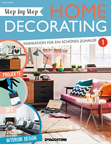 Step by Step Homedecorating für red.sign GbR