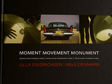 Ulla Diedrichsen Moment Movement Monument, ARoS, Dänemark, 2005